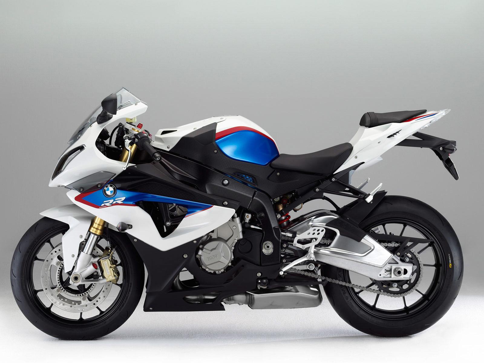 2012 BMW S1000RR Motorcycle Desktop Wallpapers 1600x1200