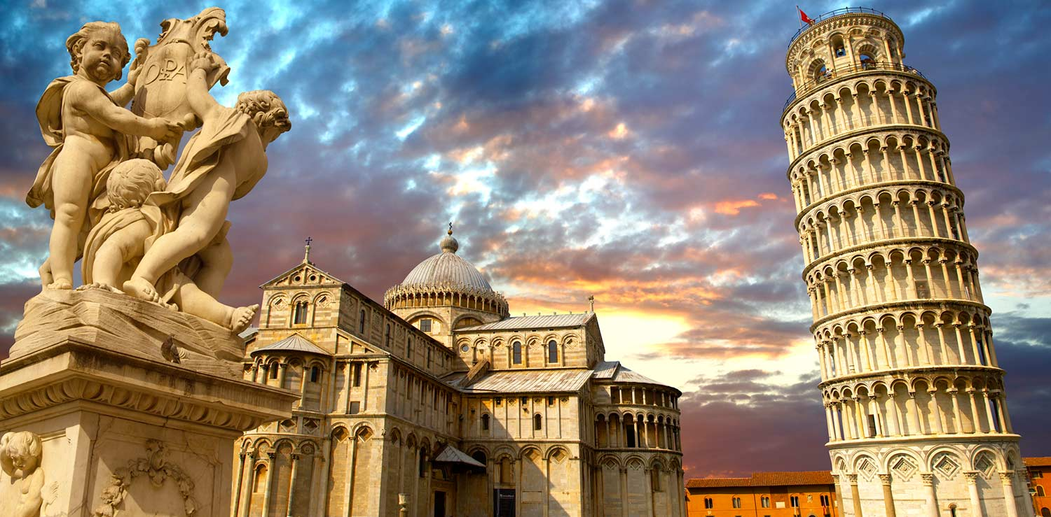 Tower Pisa Place Wallpaper Wallpapers Quality 1500x739