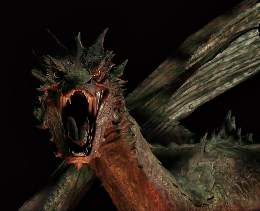 Smaug The Dragon image smaug the dragon 36751234 884 718png 884x718
