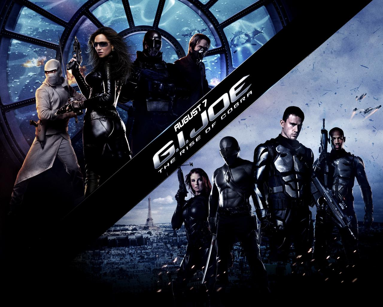GI Joe The Rise of Cobra Trailers and Wallpapers   Movies 1280x1024