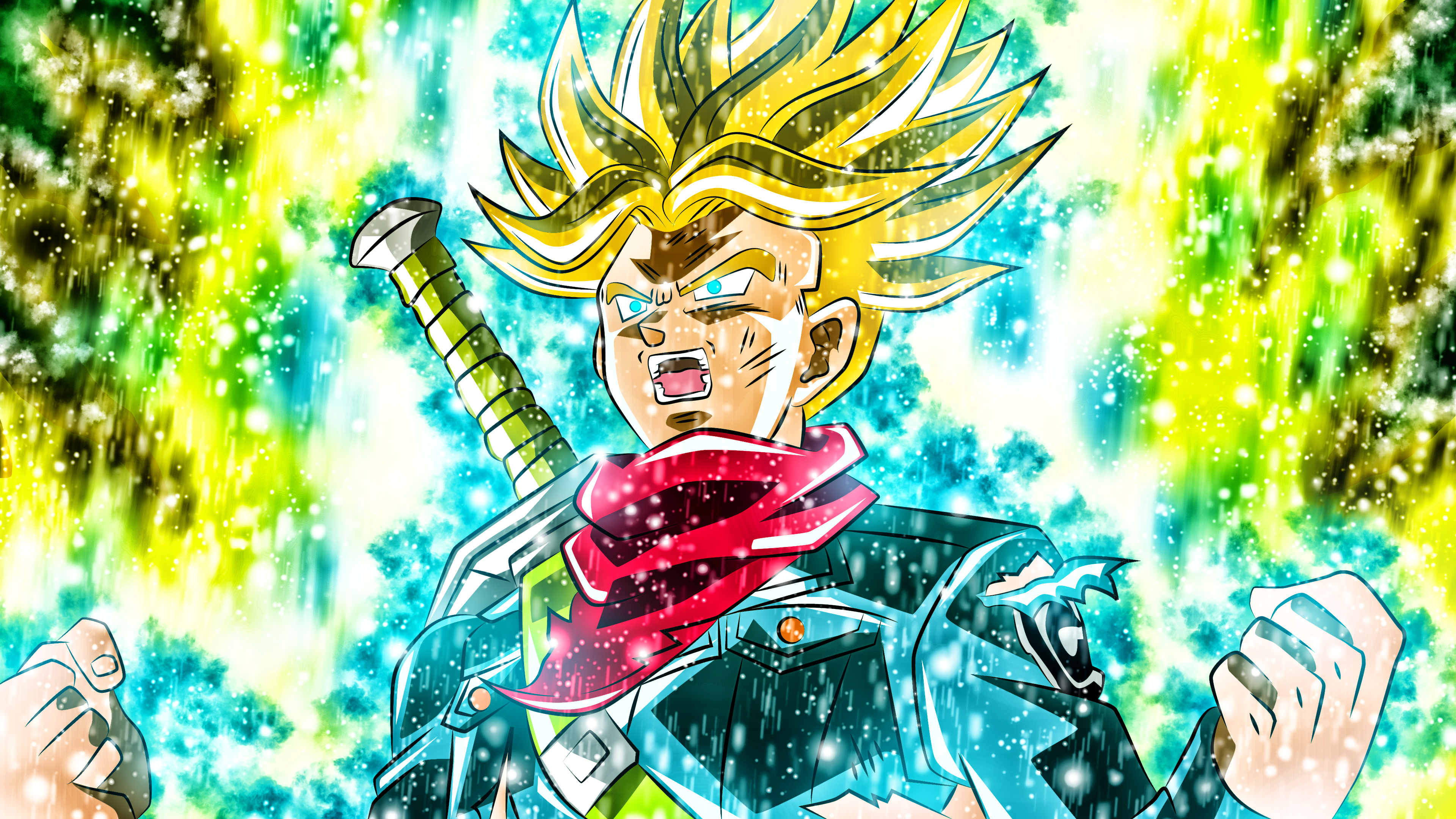 dragon ball z hd wallpapers Dbz Dragon ball Dragones 3840x2160