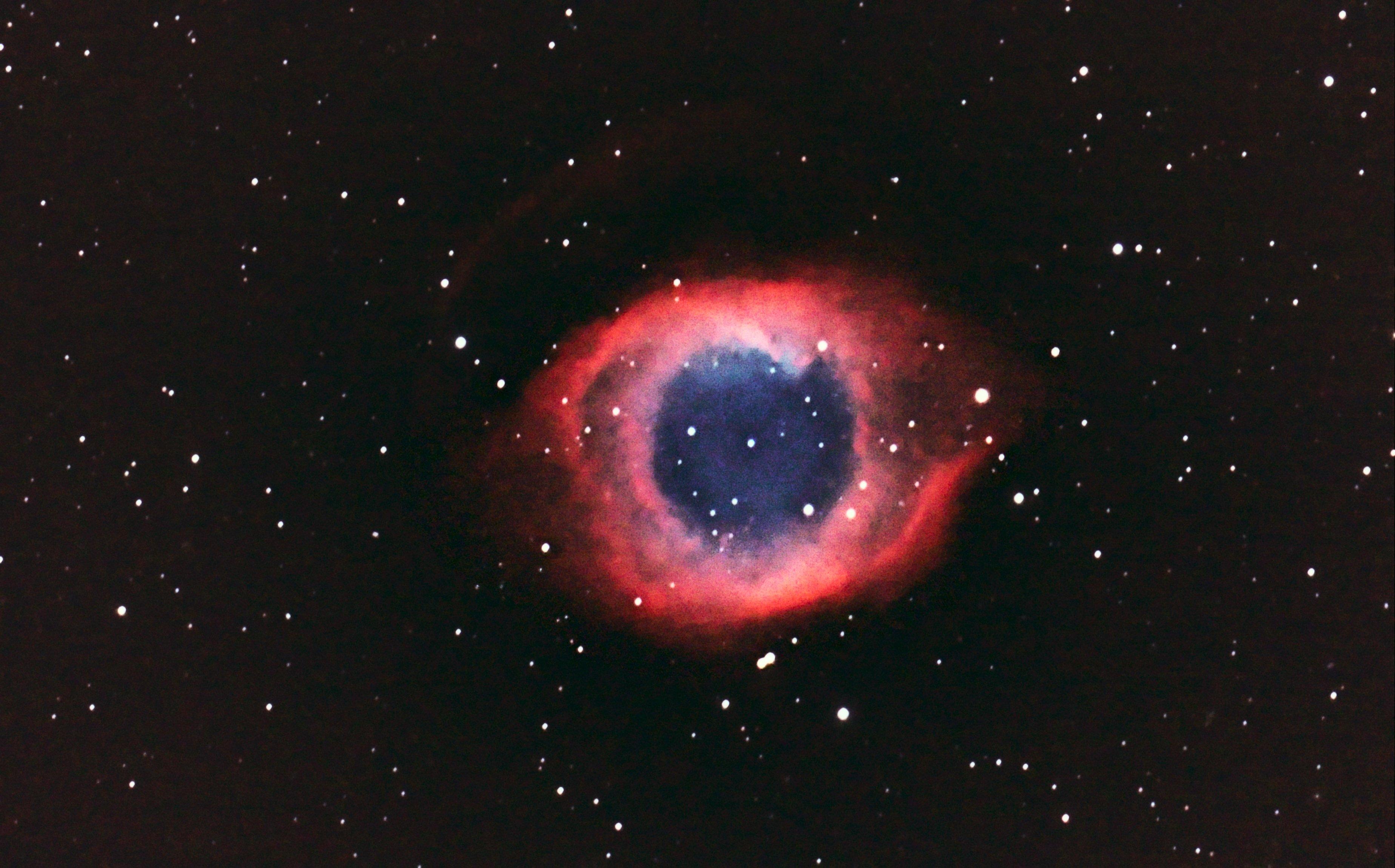 Eye of God Nebula Wallpaper - WallpaperSafari