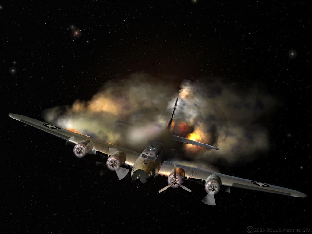 B 17 Flying Fortress Wallpaper B17 Wallpaper -...