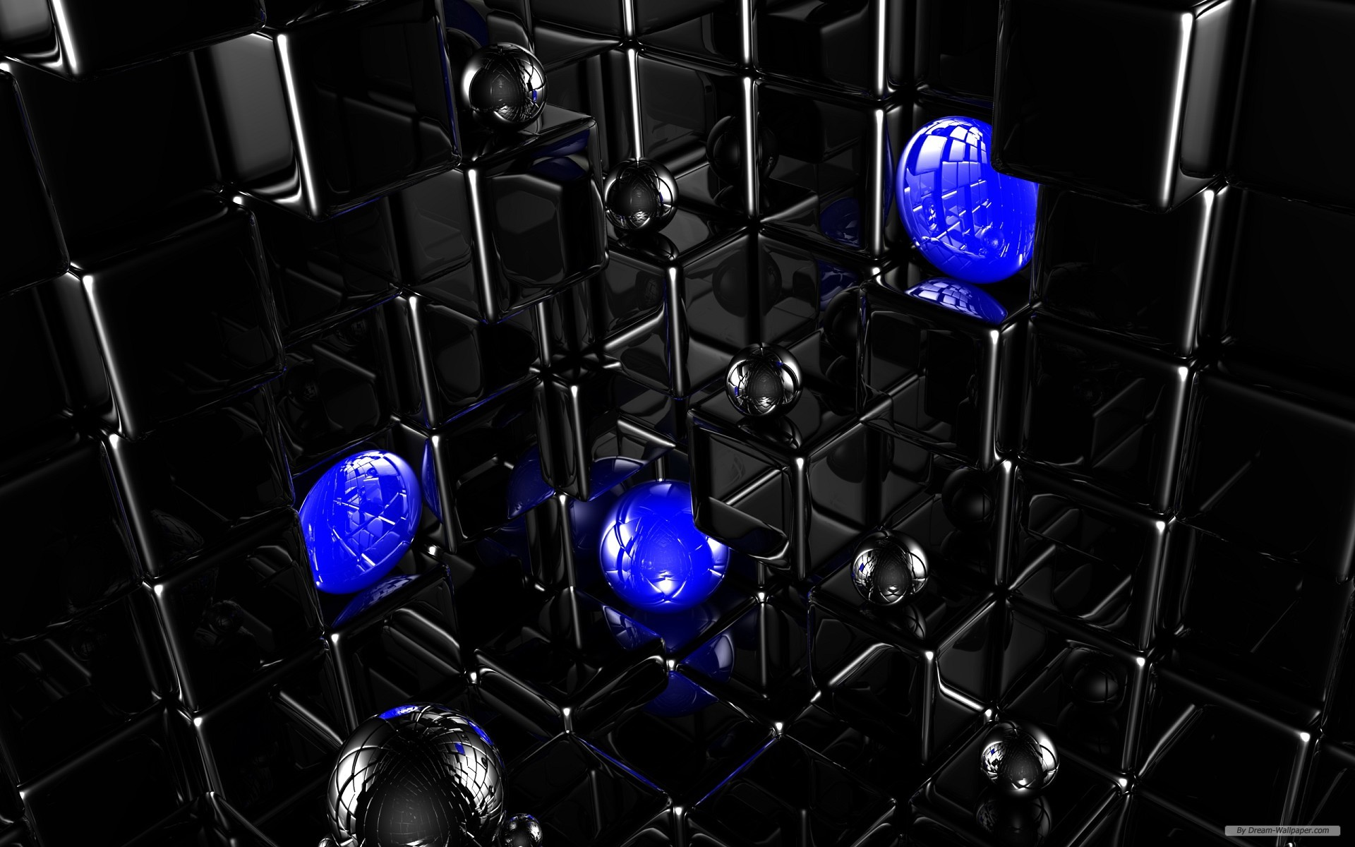 3d black cubes backgrounds wallpapers1 wallpaper with high Car 1920x1200