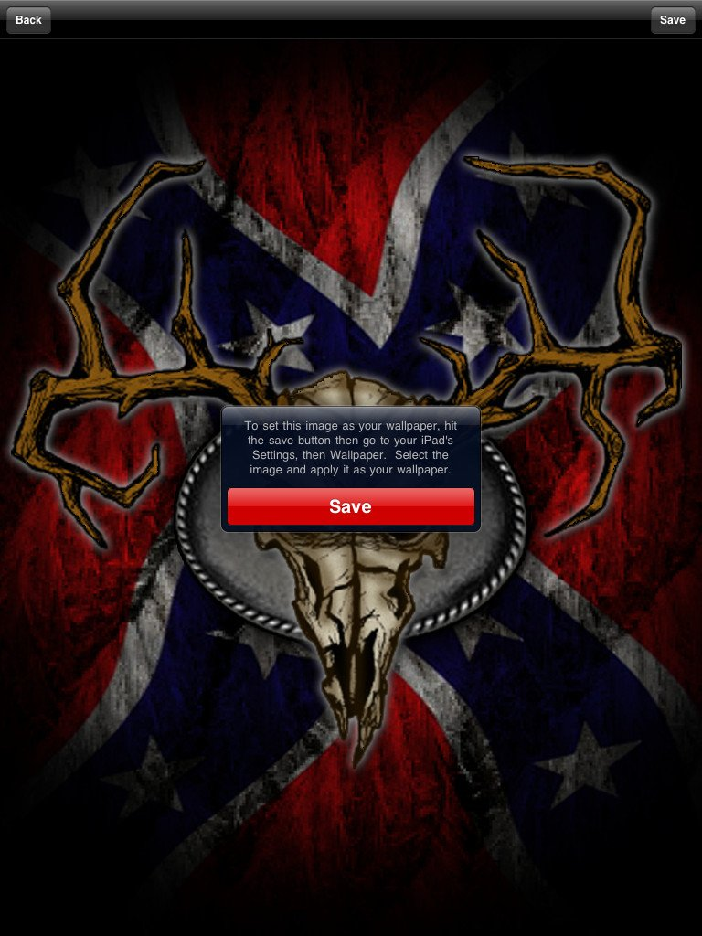 Cool Rebel Flag Backgrounds for Pinterest 768x1024