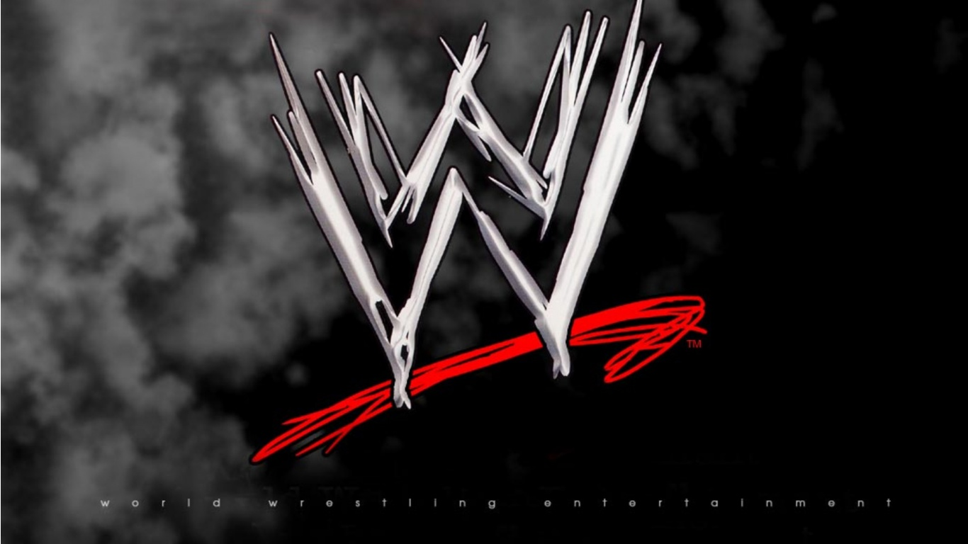 Wwe Wrestling Logo Wallpaper 1366768 22904 HD Wallpaper Res 1366x768