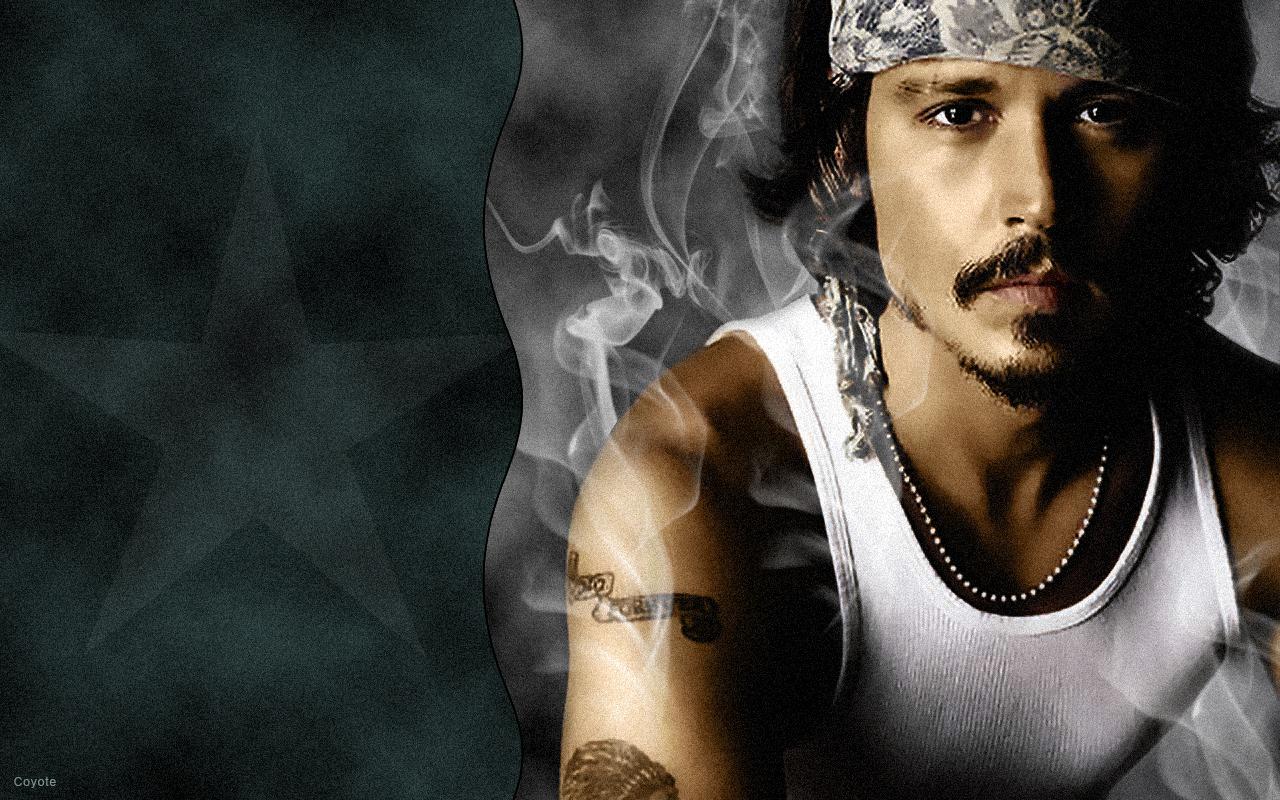 Johnny Depp wallpaper 1280x800 41829 1280x800