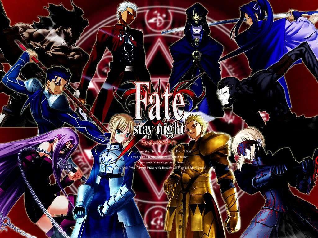 Fate Stay Night   Fate Stay Night Wallpaper 10847521 1024x768