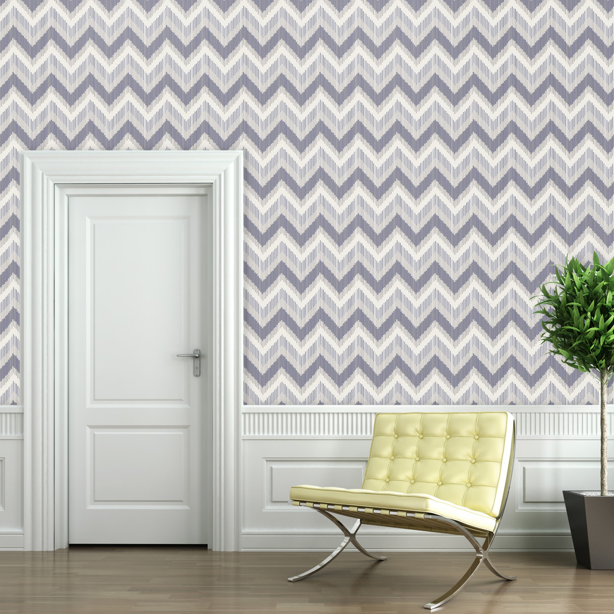 Free download Glass Tile Chevron Panel Wallpaper by Swag Paper