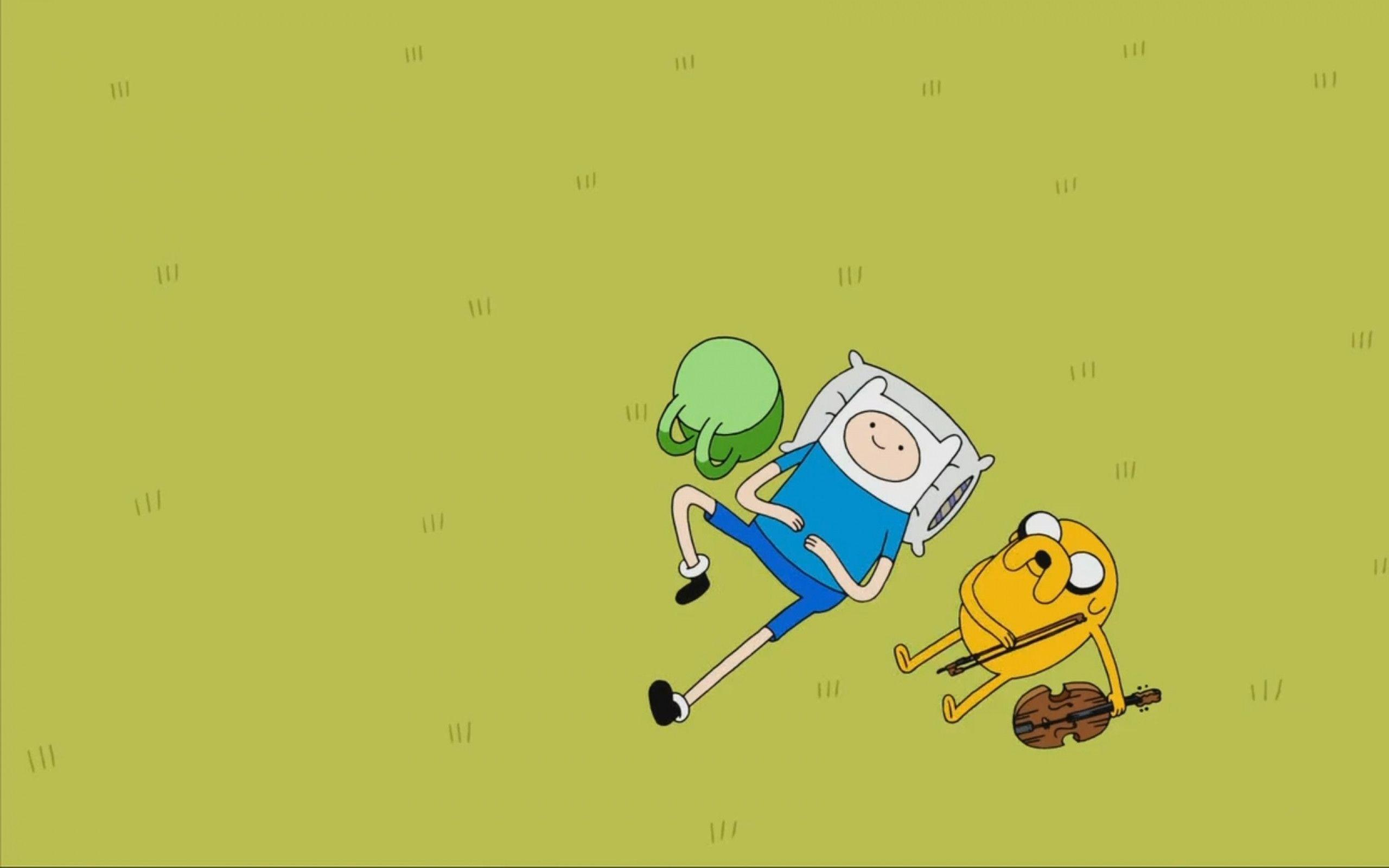 Adventure Time With Finn And Jake Wallpapers 2560x1600