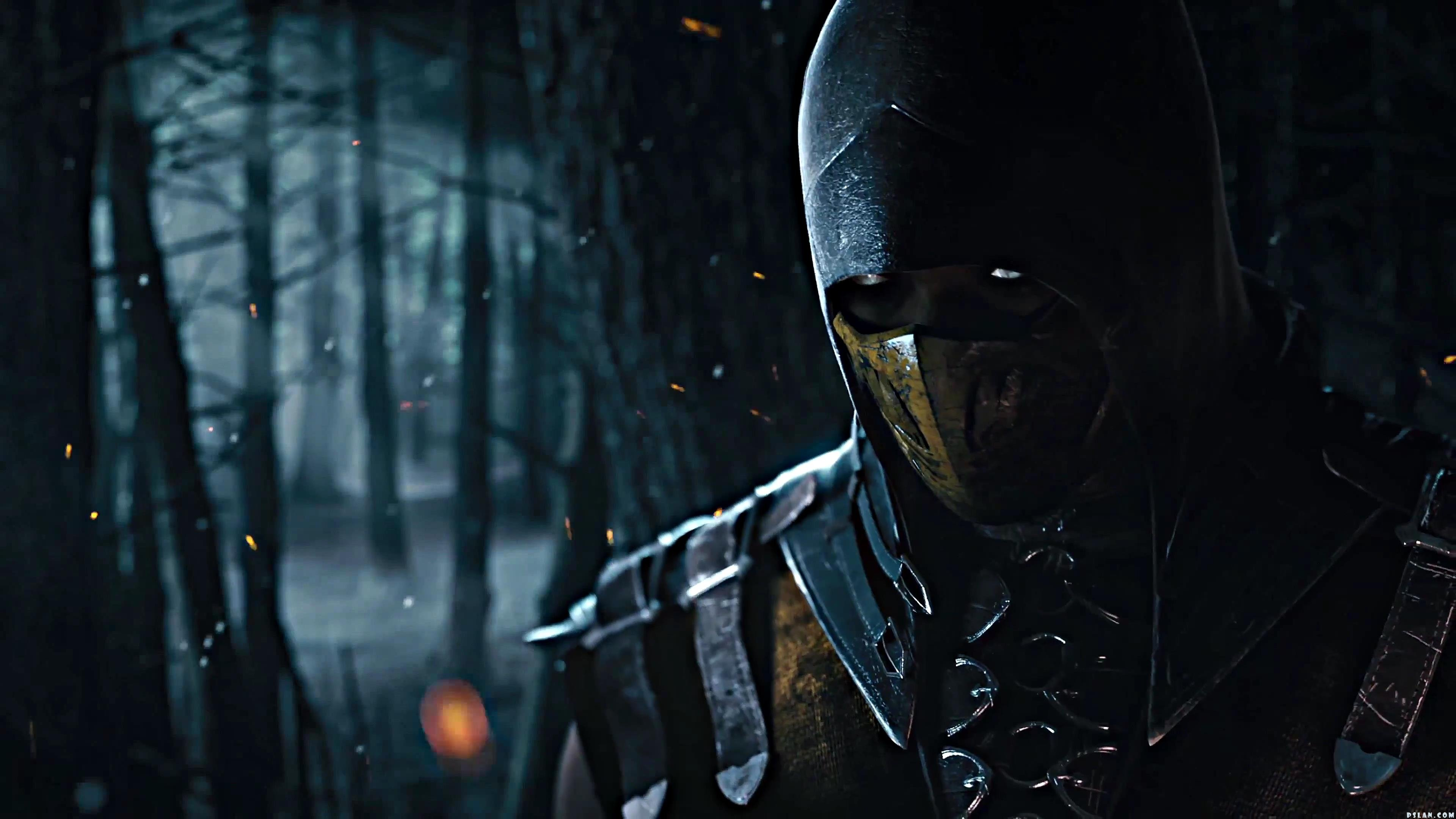 MORTAL KOMBAT X fighting fantasy warrior action 16 JPG wallpaper 3840x2160