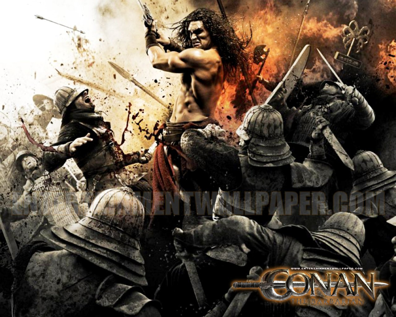 Conan The Barbarian Wallpaper 1280x1024
