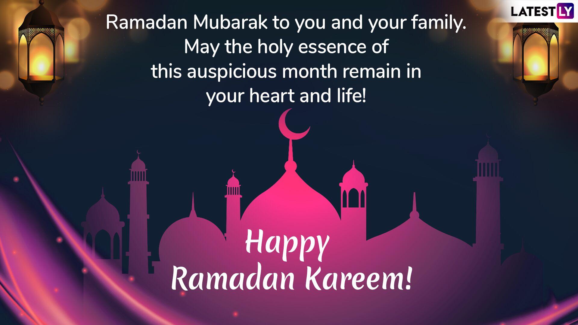 Ramzan Mubarak 2019 Wishes Ramadan Kareem Quotes WhatsApp 1920x1080