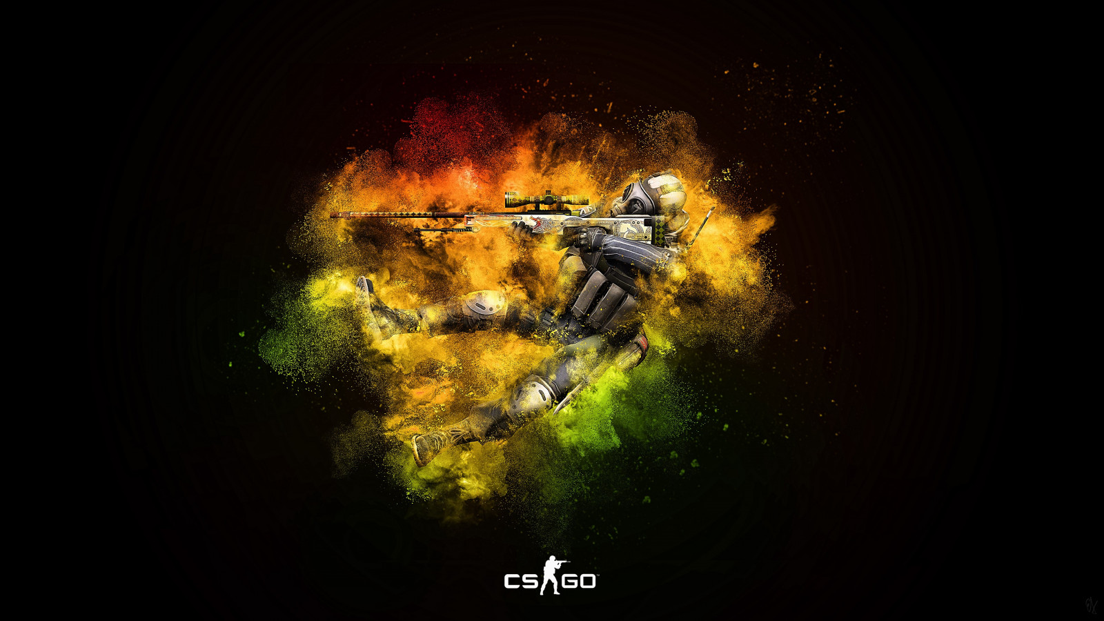 Download wallpaper Counter Strike Global Offensive 1600x900 1600x900