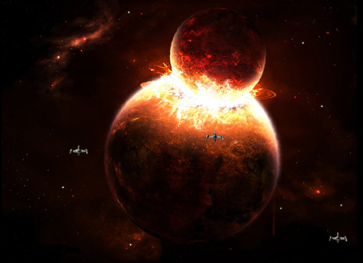 Download Space Travel Screensaver 1183x858