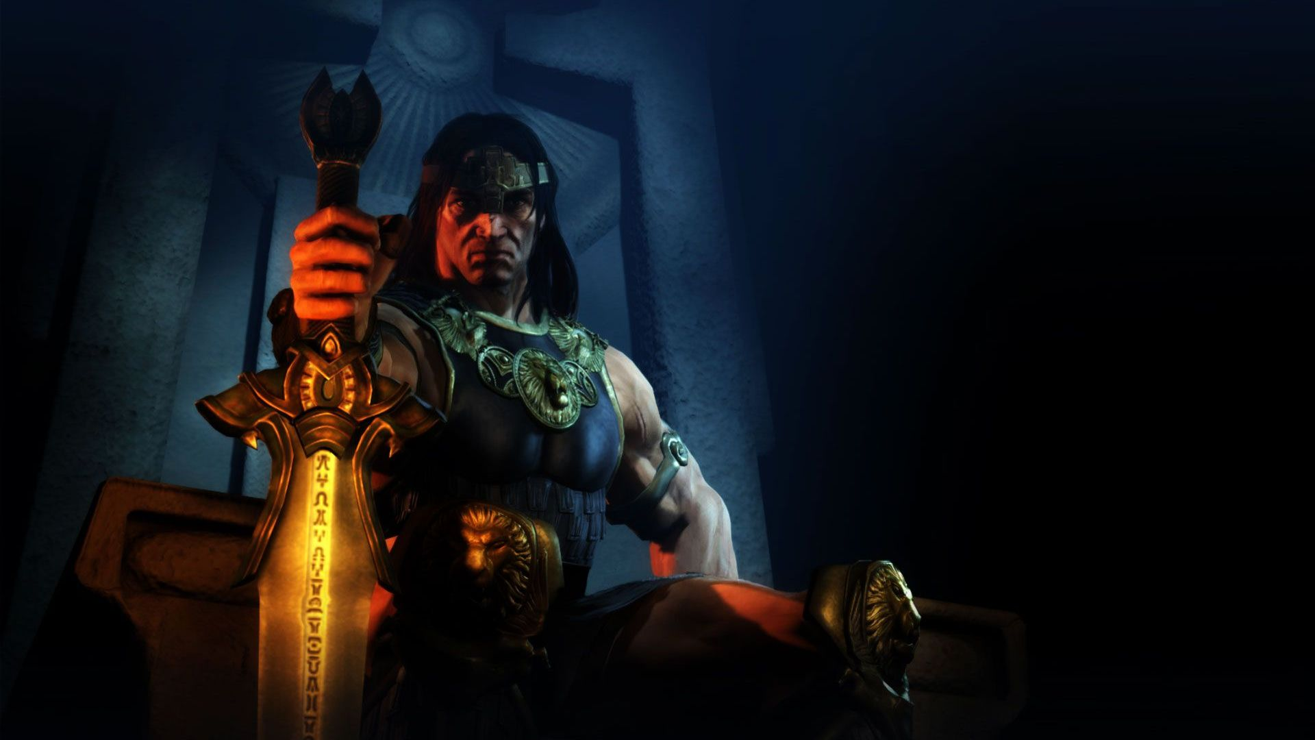 Download Age of Conan wallpaper 1920x1080