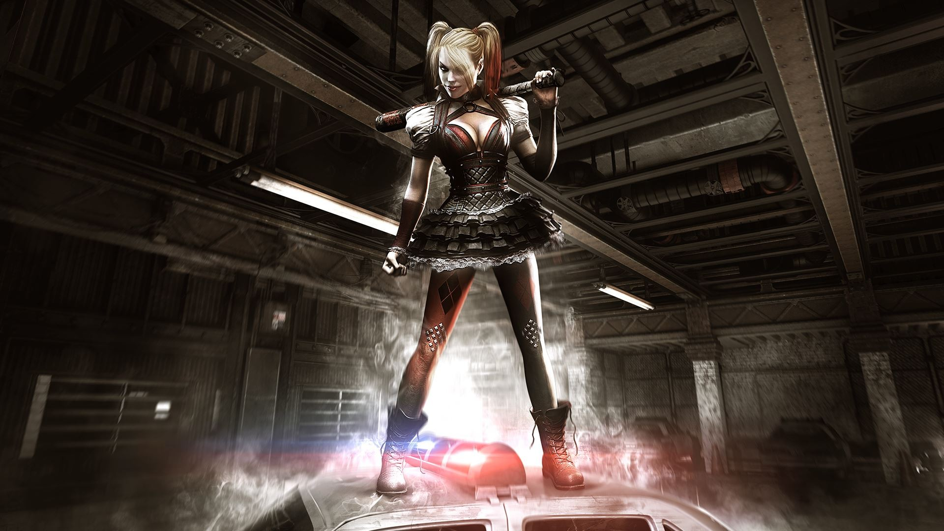 Harley Quinn Batman Arkham Knight HD Wallpaper Search more Games high 1920x1080
