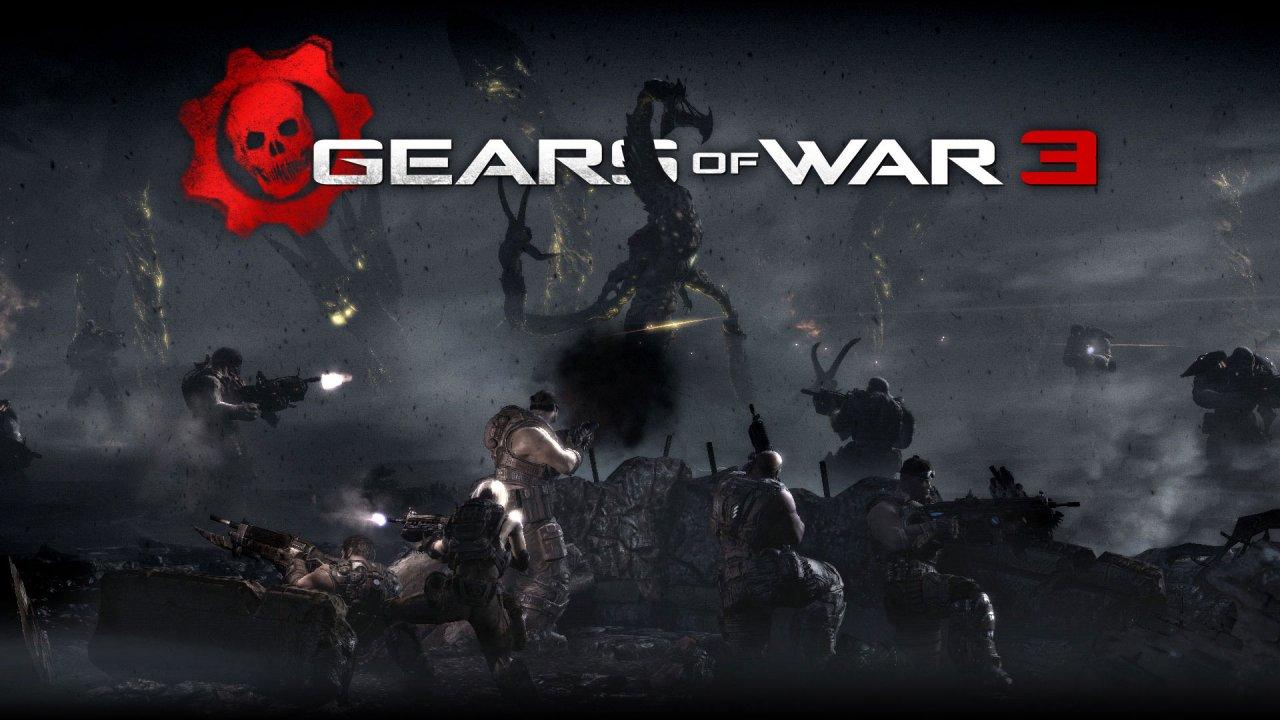 Gears of War 3 1080p Wallpaper Gears of War 3 720p Wallpaper [courtesy 1280x720