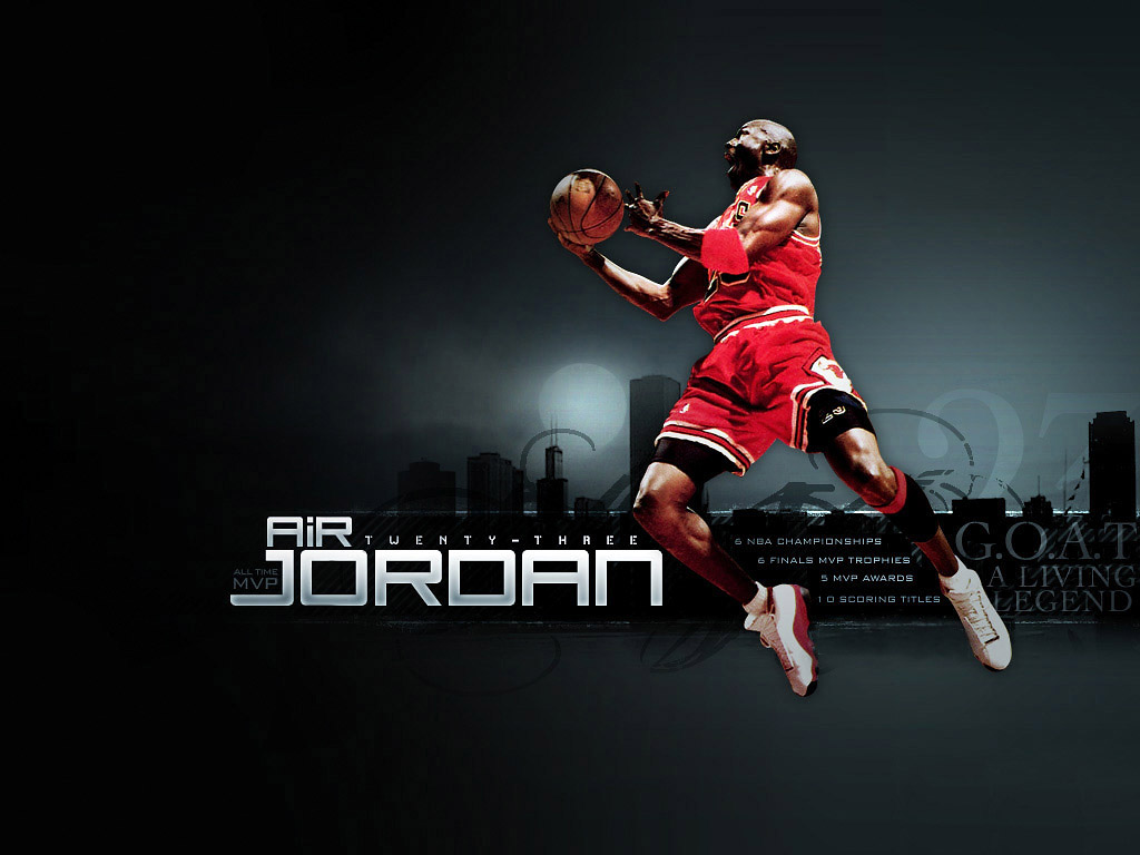HD Wallpapers MICHAEL JORDAN HD WALLPAPERS 1024x768