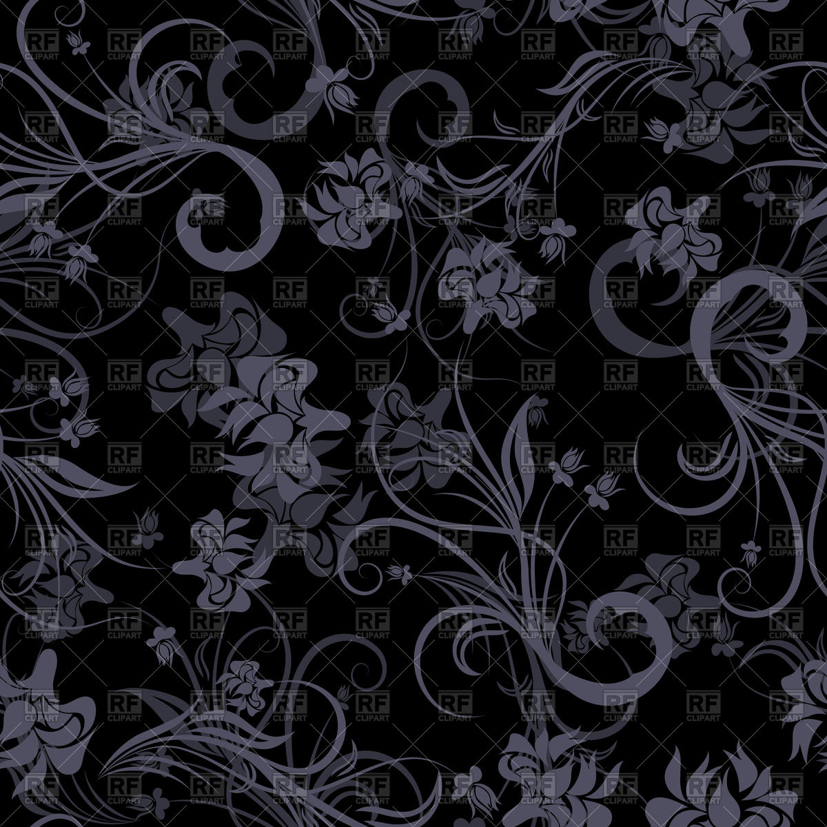 Black Victorian Wallpaper - WallpaperSafari