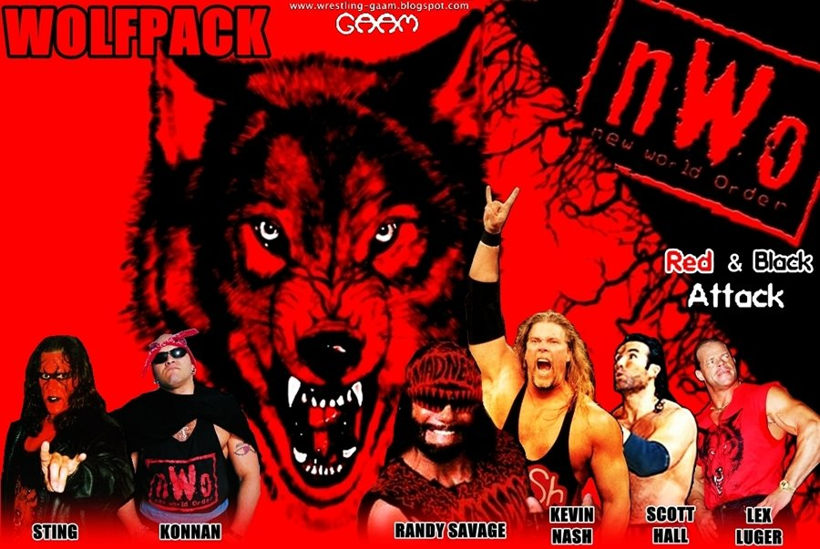 1999 wwe wolfpack sting wallpaper - photo #7