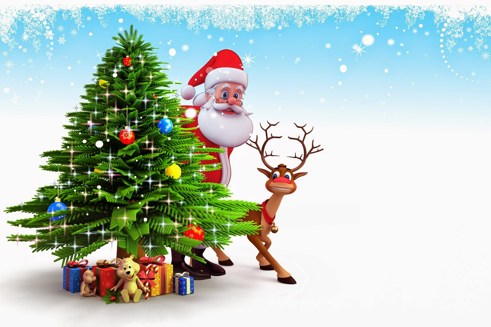 Christmas cartoon animation children images pictures for kids facebook 1600x1066