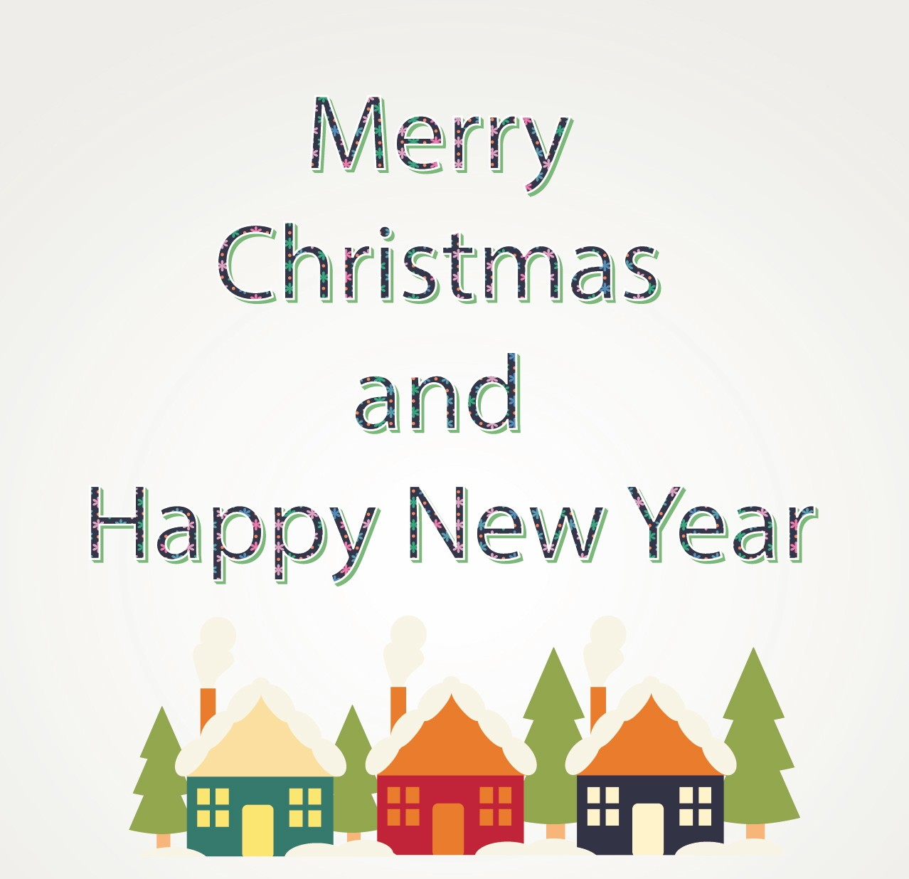 Merry christmas and happy new year clip art wallpaper   Clipartix 1278x1235