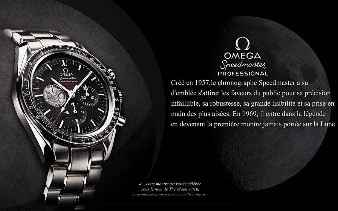 Wallpaper Omega Speedmaster Professional 4K by sidouxie2014 on 1131x707