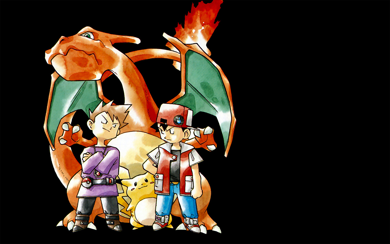 Pokemon Ash Wallpaper 1280x800