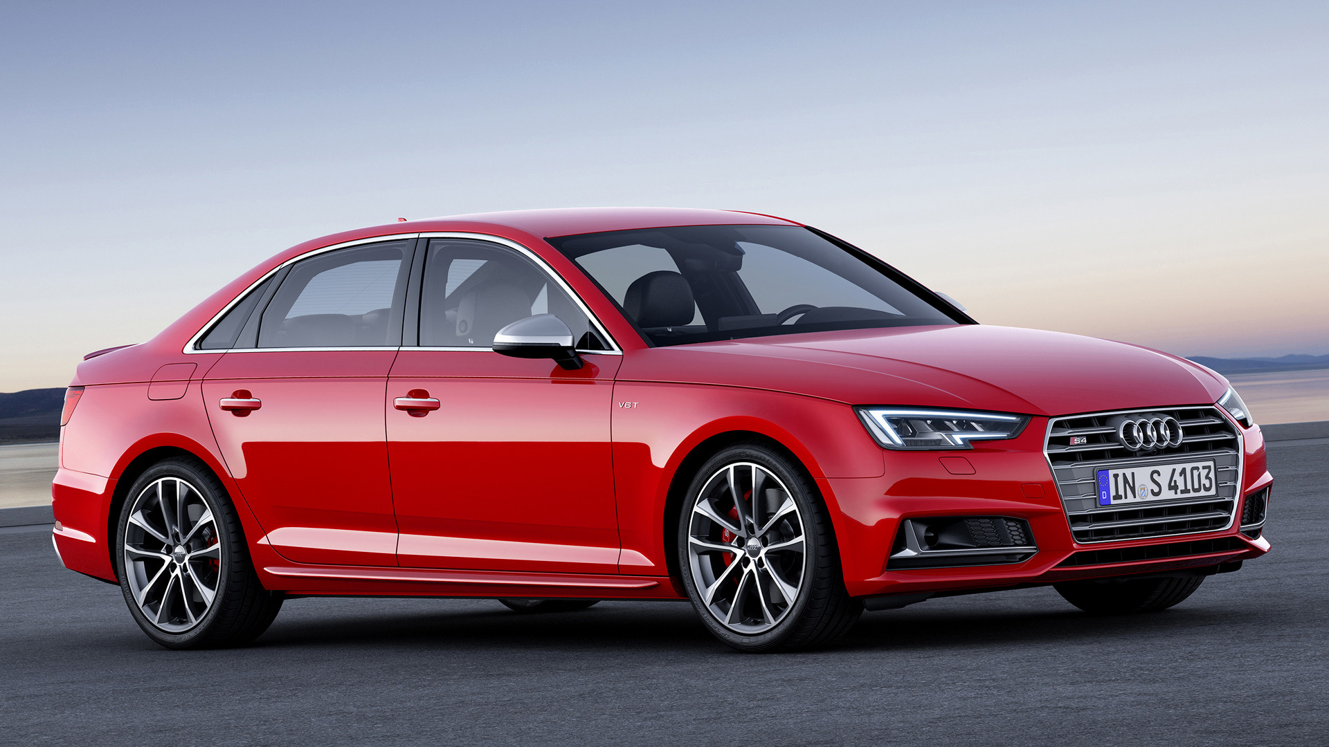 Audi S4 Sedan 2016 Wallpapers and HD Images 1920x1080