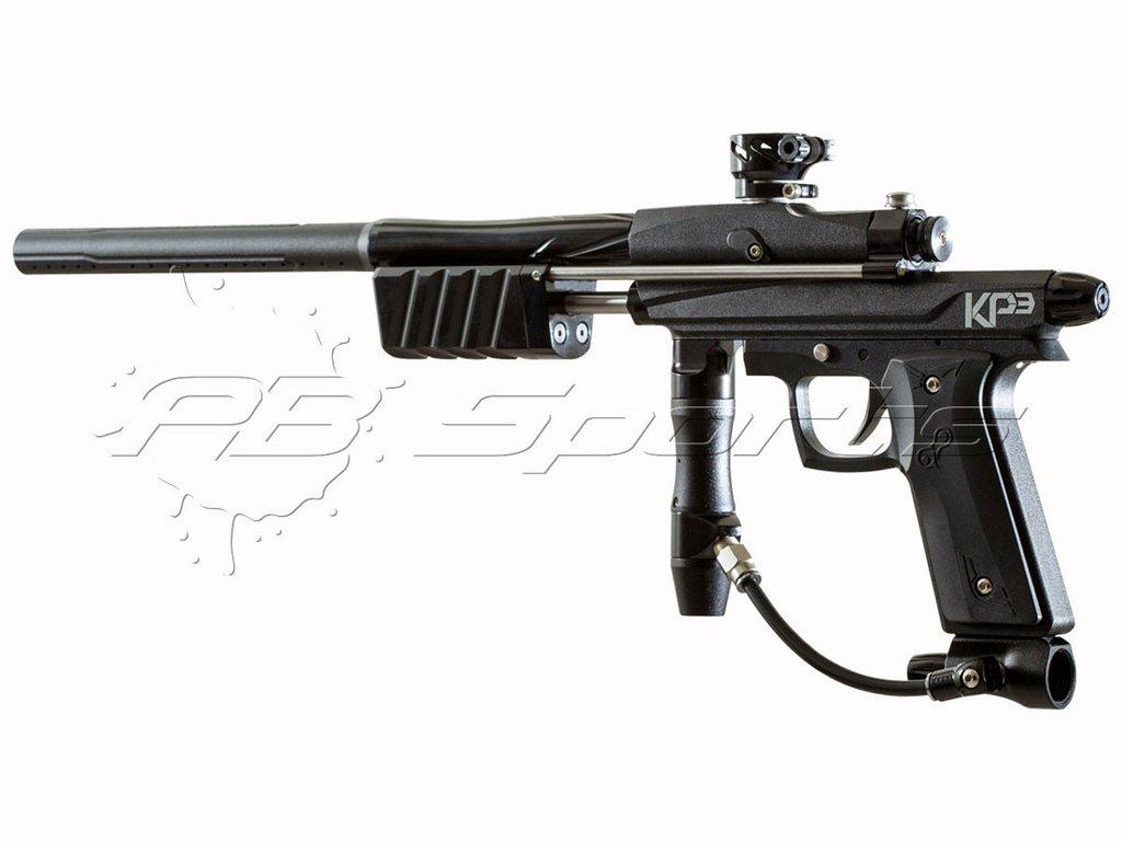 Azodin KP3 Kaos Pump 3x2 Paintball Gun Marker Black   PB Sports 1024x768