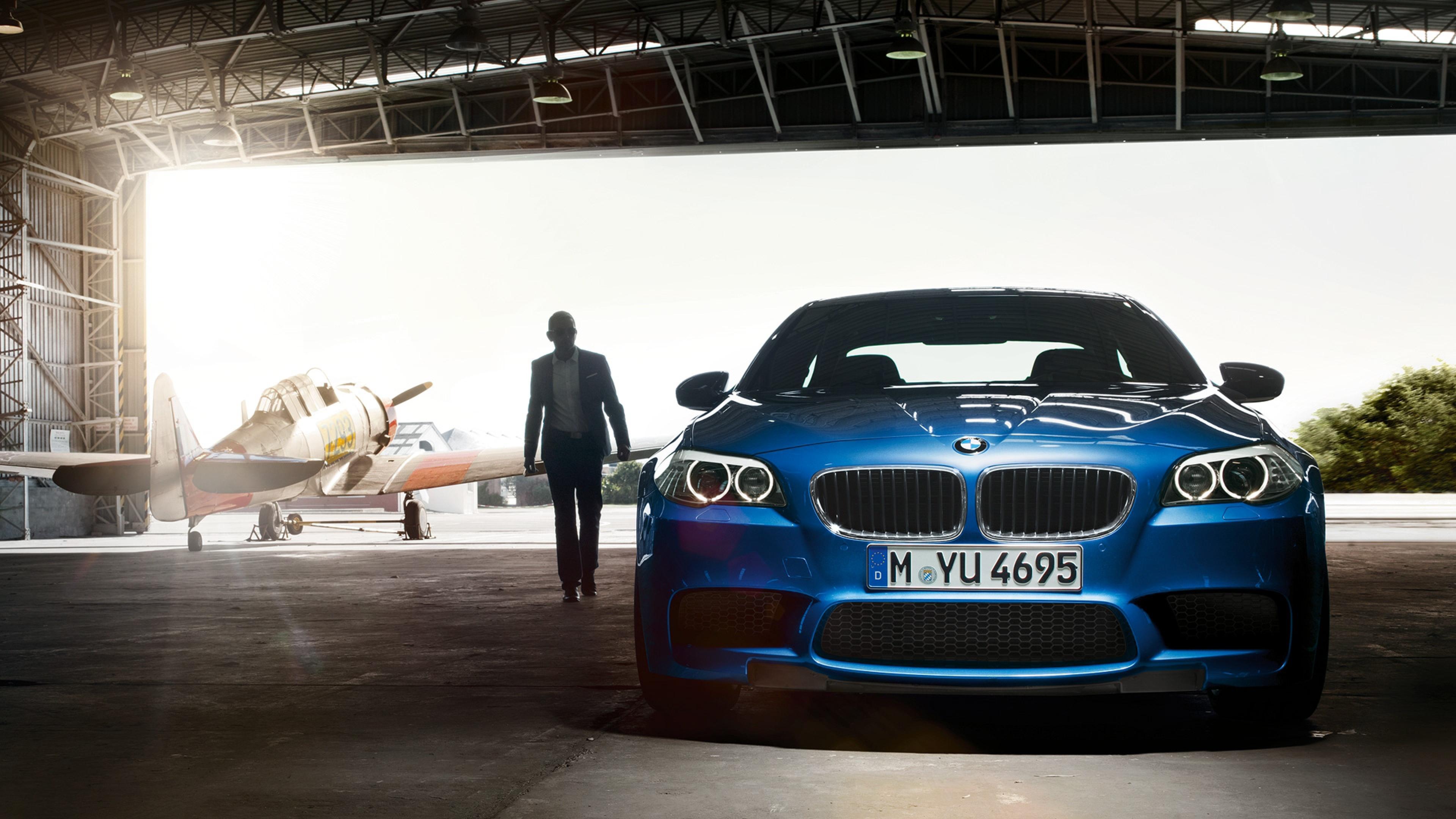 Download Wallpaper 3840x2160 bmw m5 car 4K Ultra HD HD Background 3840x2160