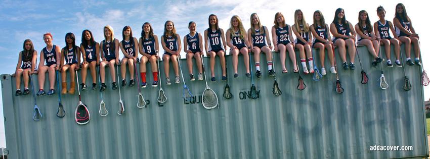 Girls Lacrosse Backgrounds 850x315