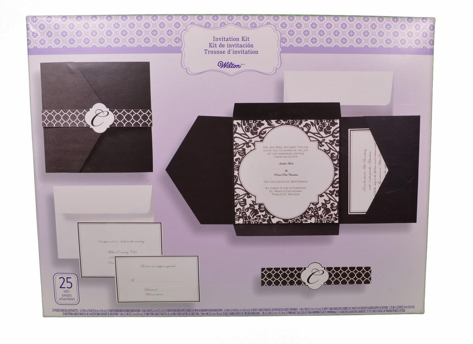 Free Download Making Homemade Wedding Invitation Kits Saves