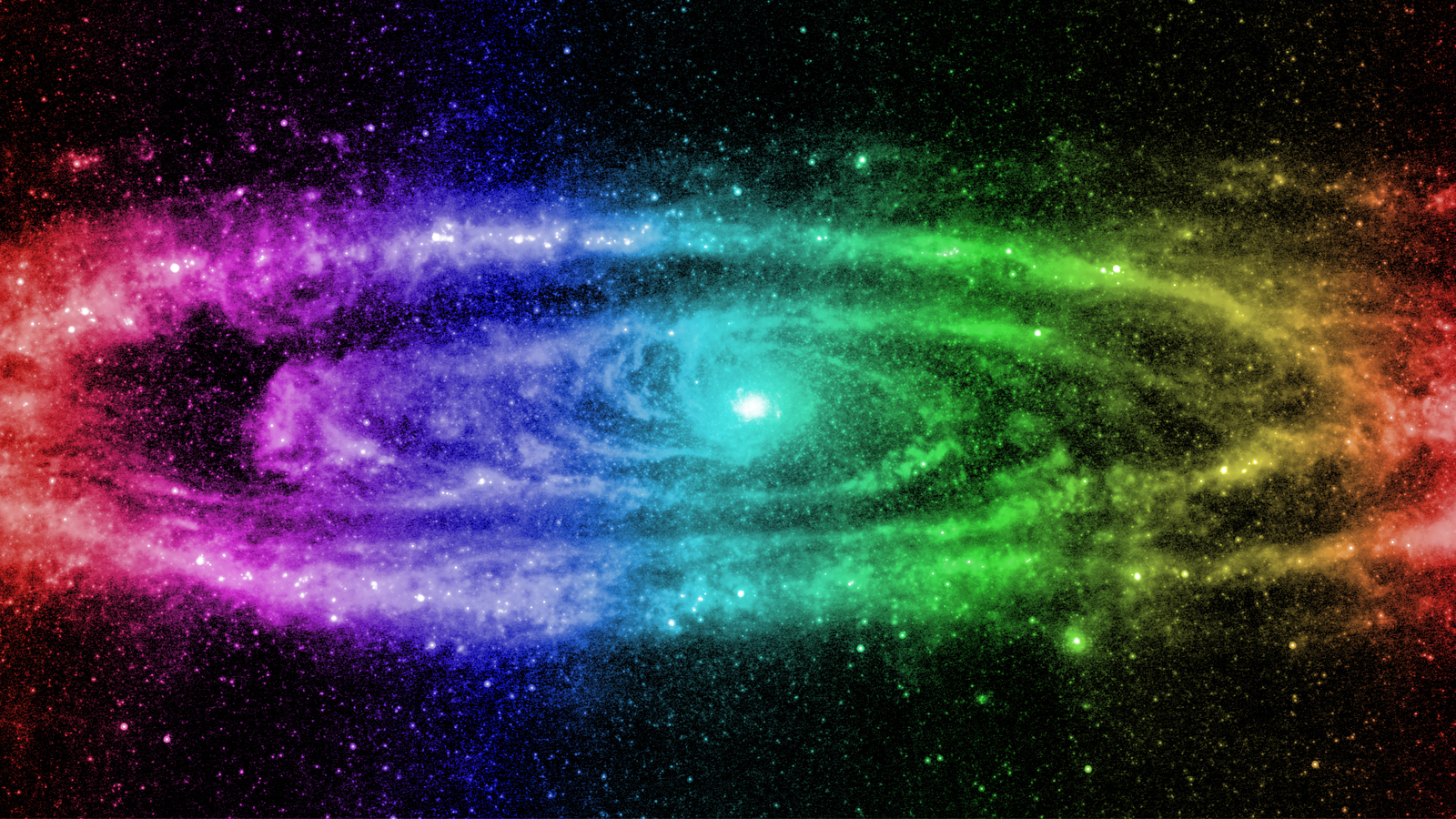 Outer Space Wallpaper 1600x900 Outer Space Colorful 1600x900