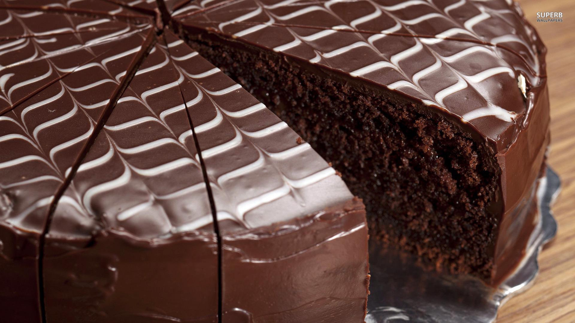 Chocolate Cake Wallpaper Wallpapersafari