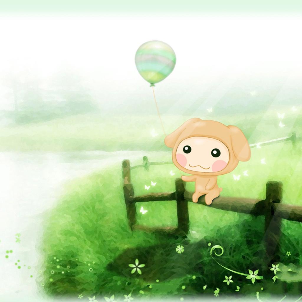 Free Download Cute Cartoon Dog Ipad Backgrounds Best Ipad