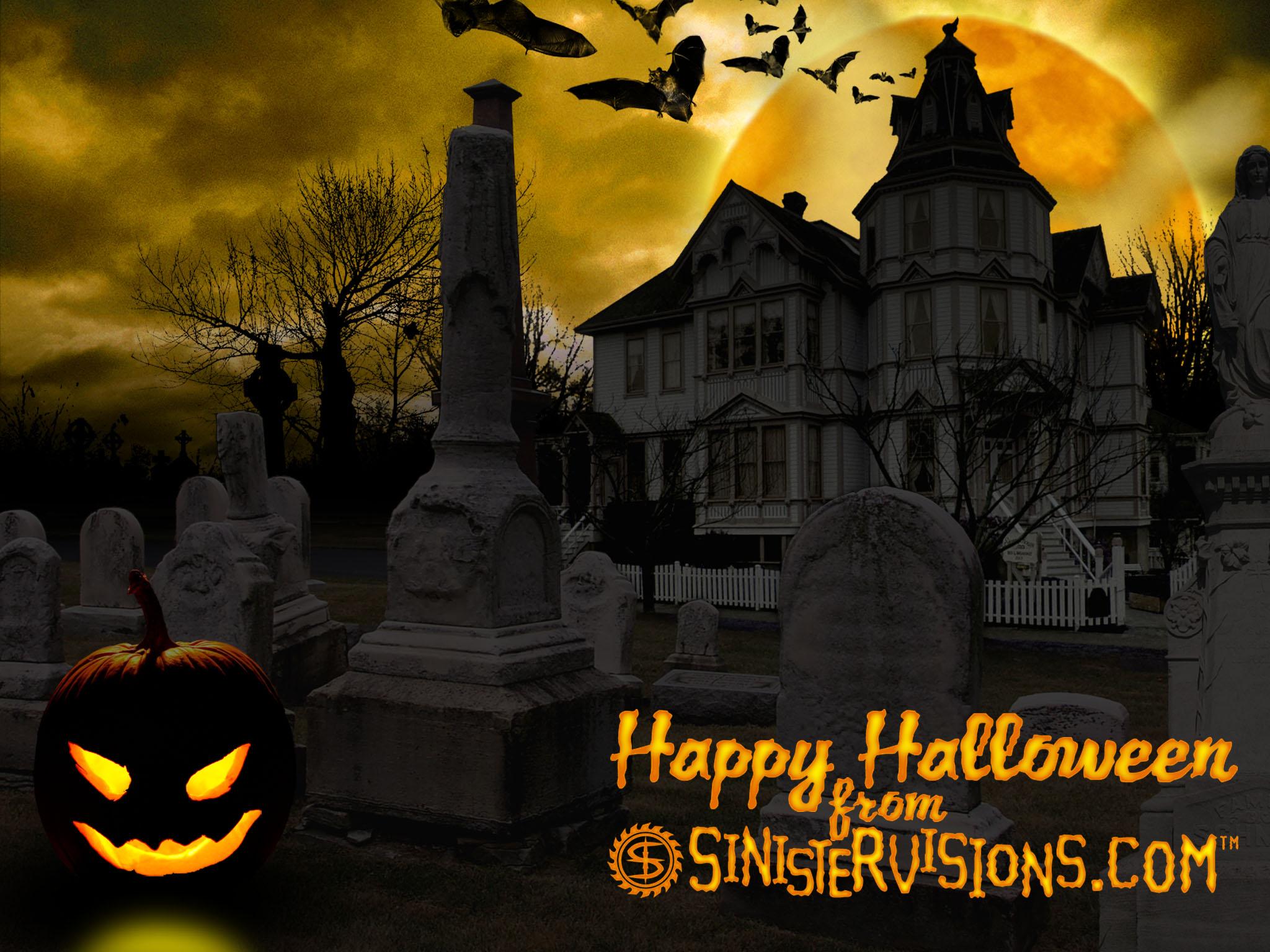 Halloween Wallpapers 30 Spooky Backgrounds for Your Desktop 2048x1536