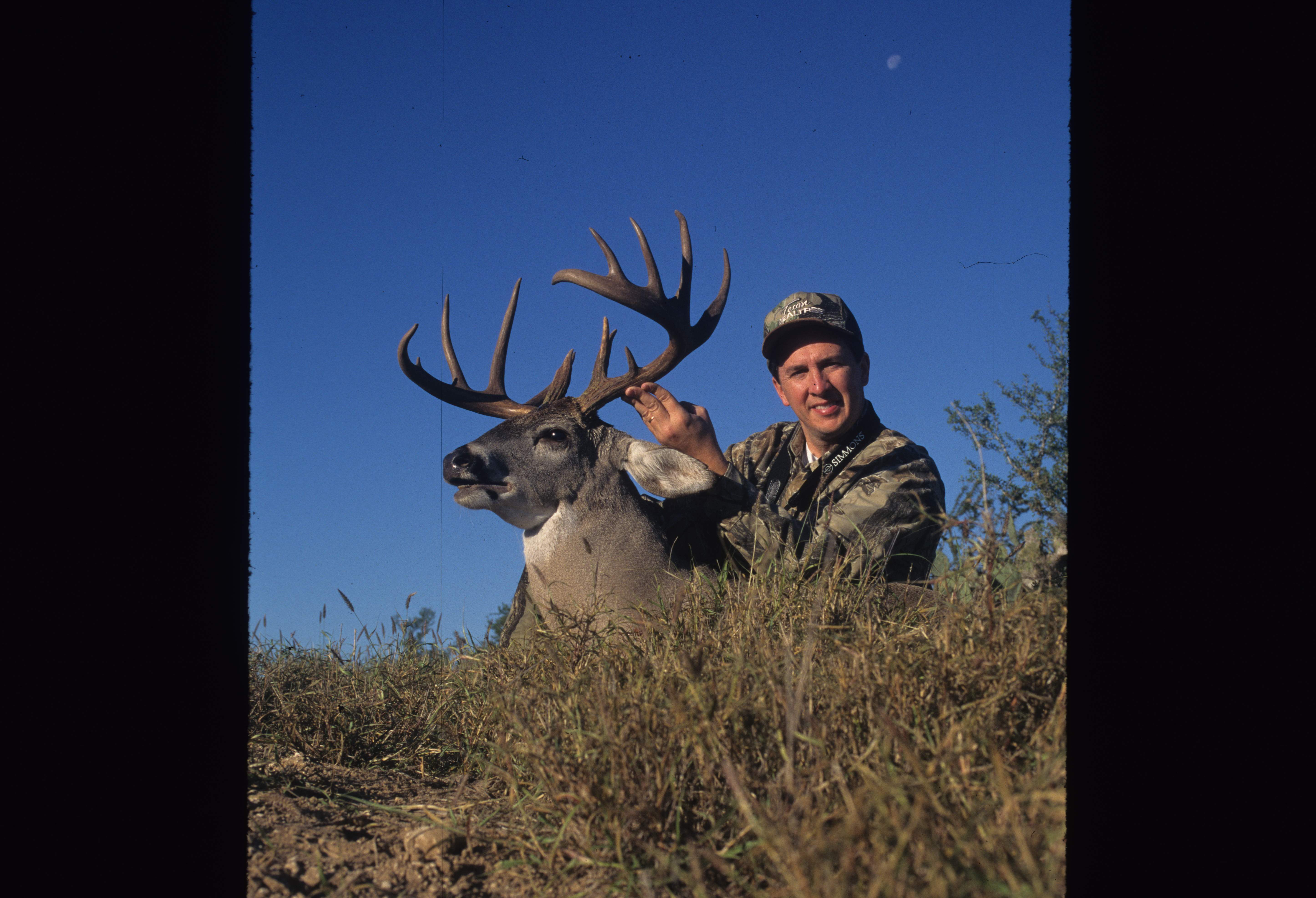 Monster Bucks Moments Deer Hunting Realtree 5782x3946