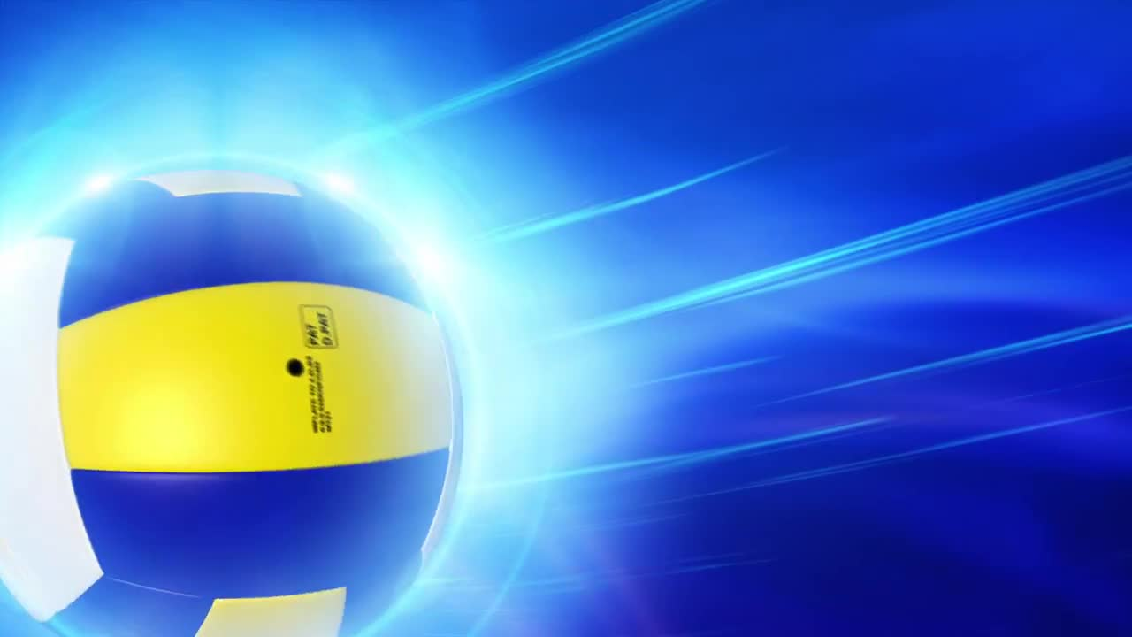 Volleyball Background   Stock Motion Graphics Motion Array 1280x720