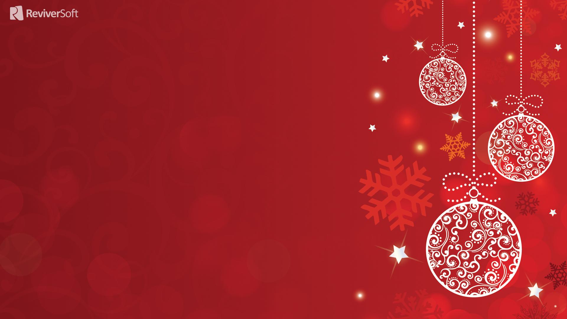 74+ Red Christmas Wallpaper on WallpaperSafari