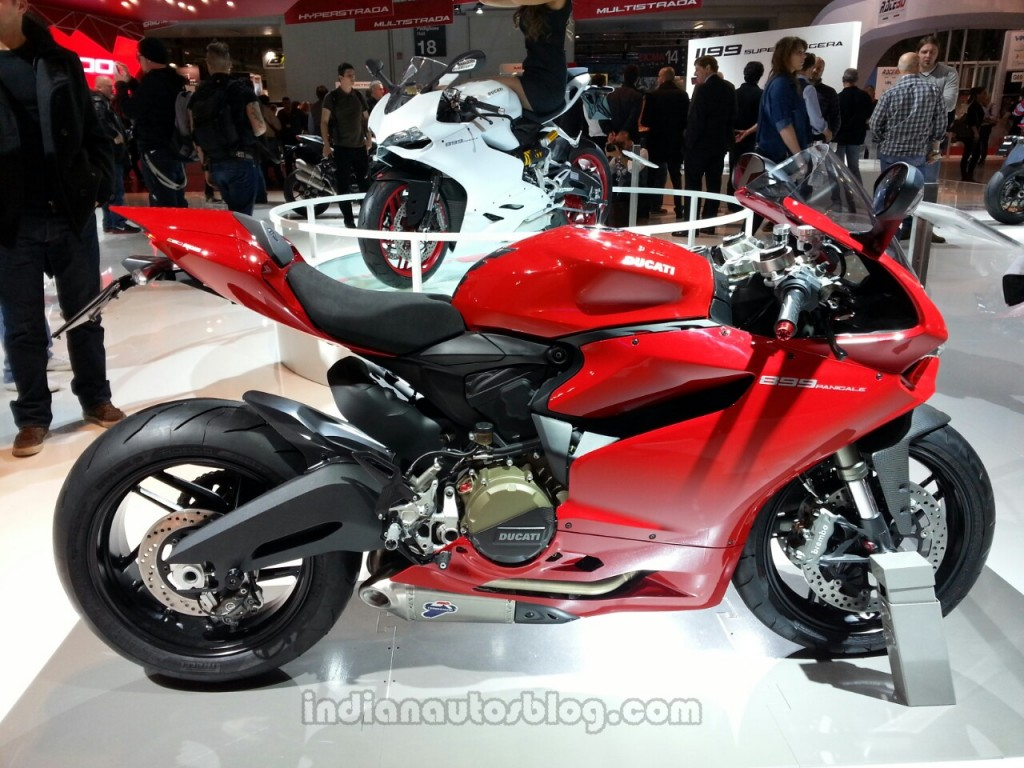 Ducati Panigale 899 Wallpaper Ducati 899 Panigale Side 1024x768