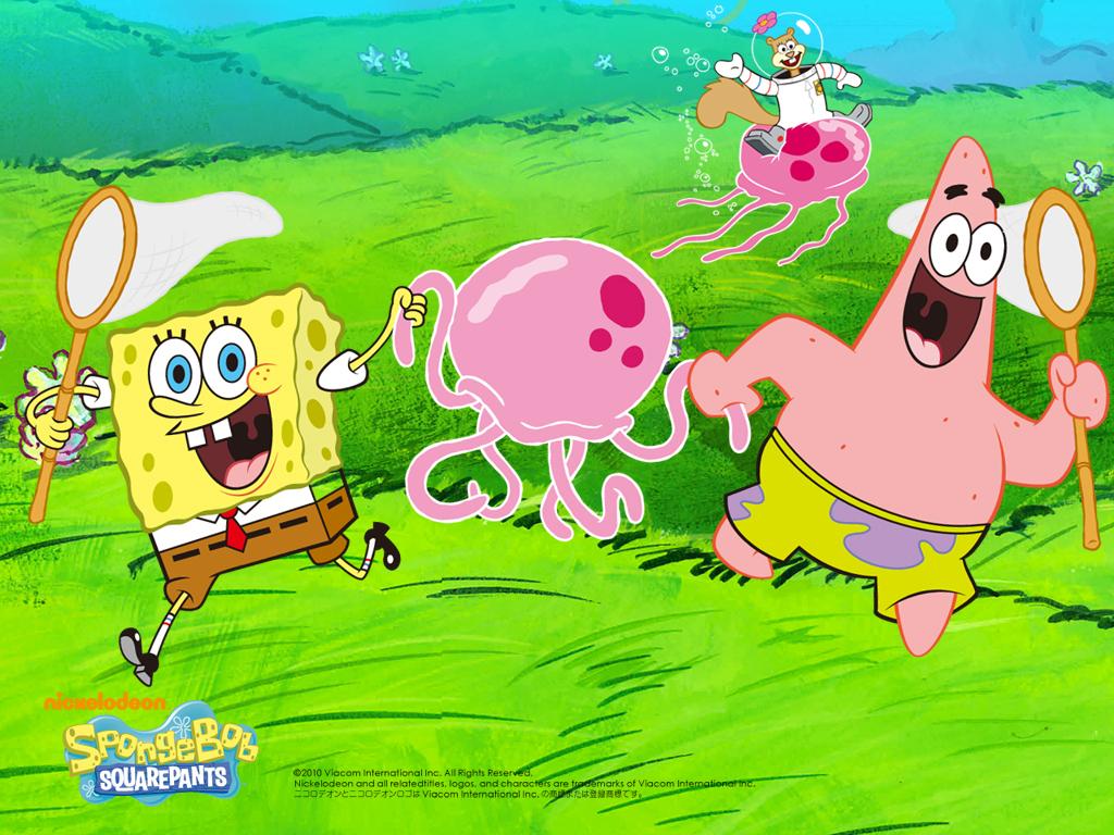Download Gambar Spongebob Dan Patrick Keren Gambarnya Keren Sekali