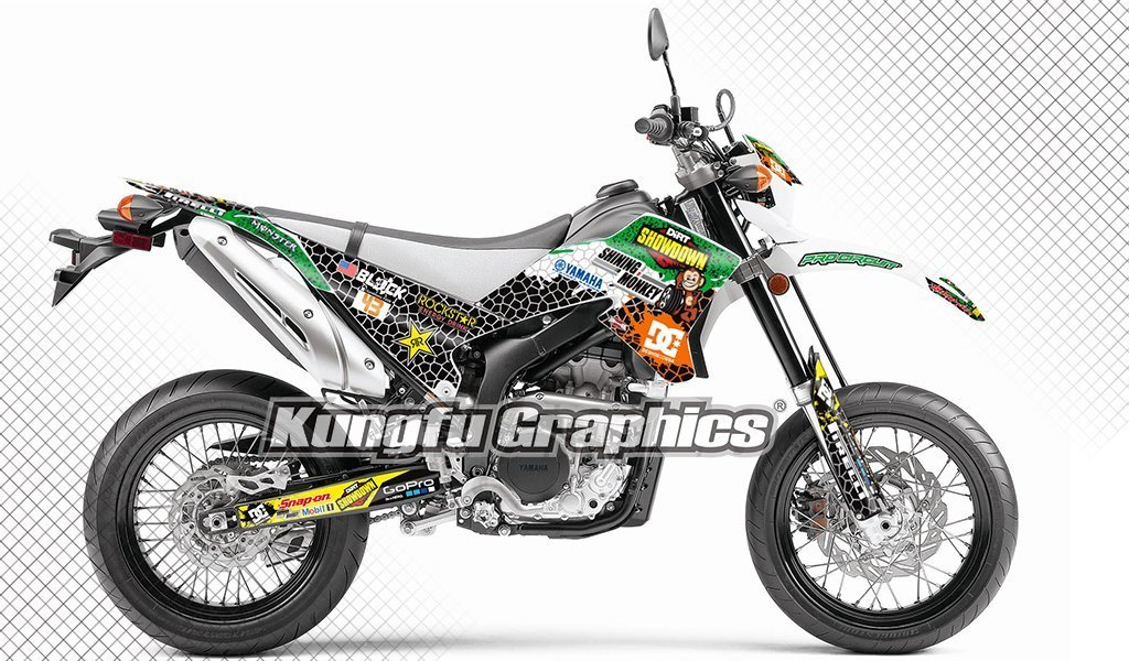 WR250R style 002 Kungfu Graphics Restyle Motorbike Vinyl 1024x600