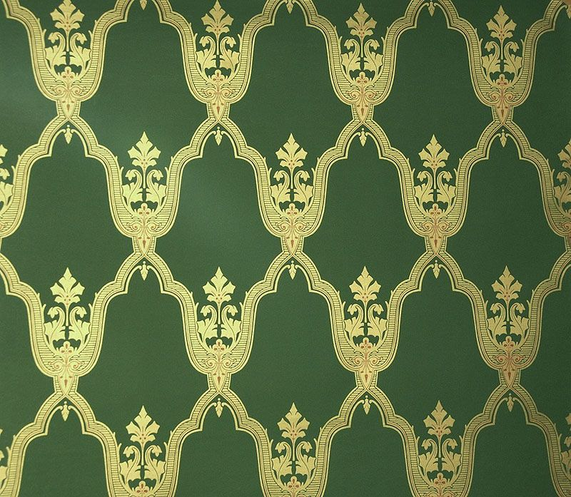 Melias Wallpaper   green   Historical wallpapers collection 800x697
