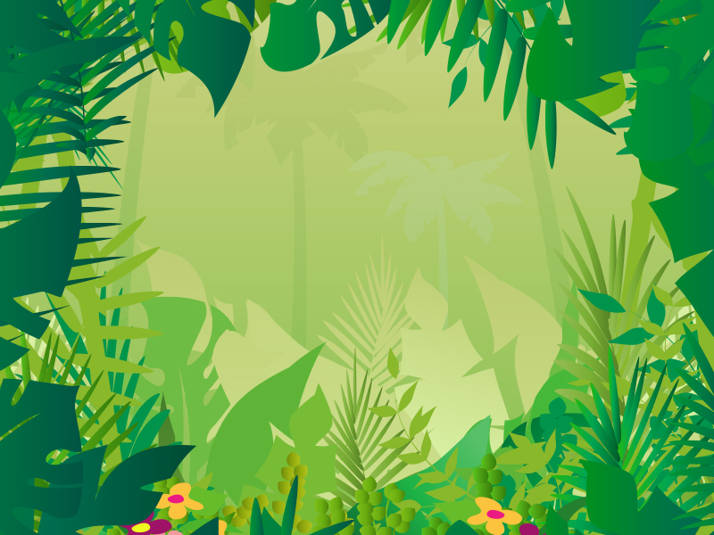 jungle theme wallpaper wallpapersafari