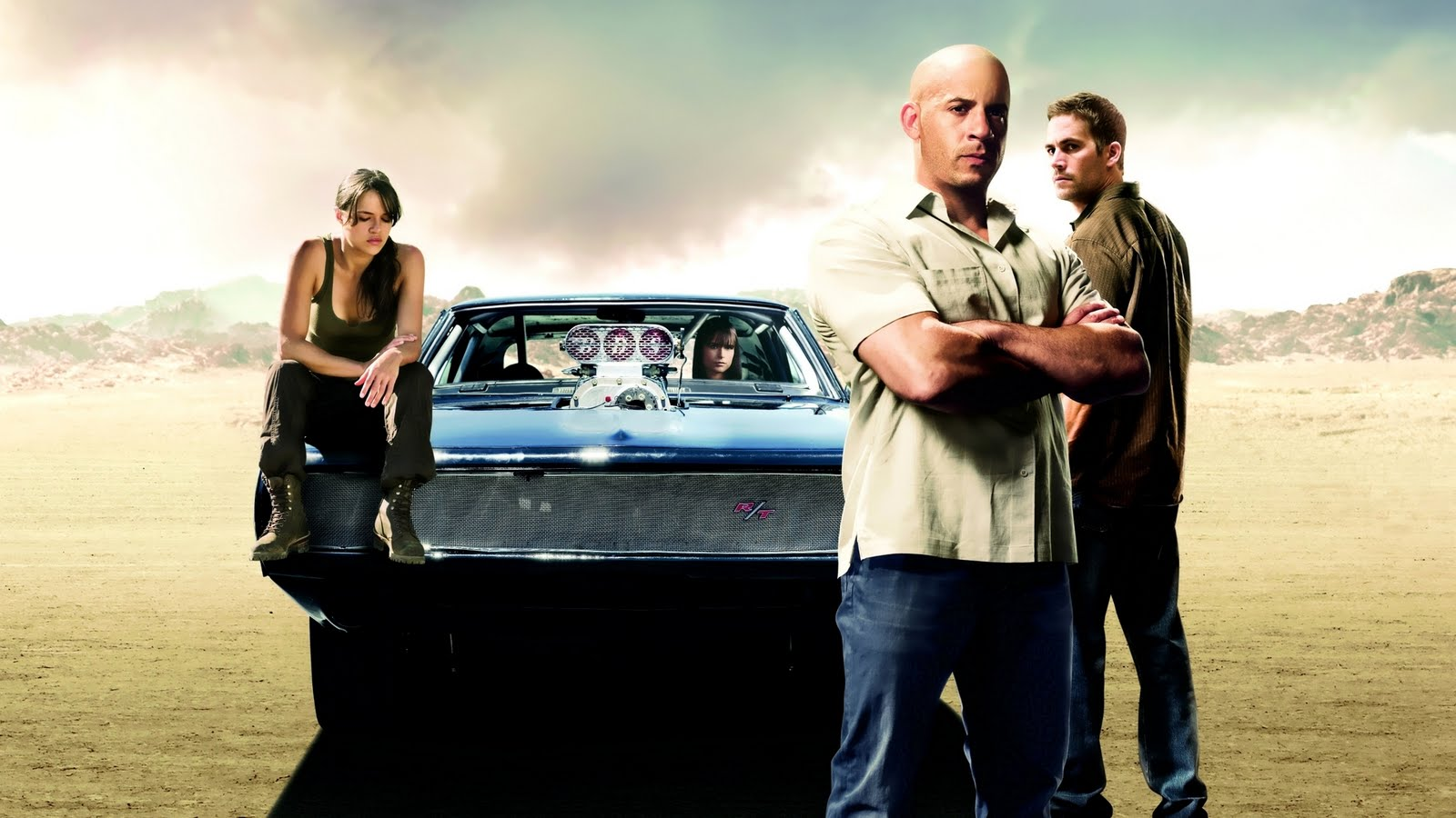 Fast and Furious 5 with Vin Diesel HD Wallpaper The Wallpaper 1600x900