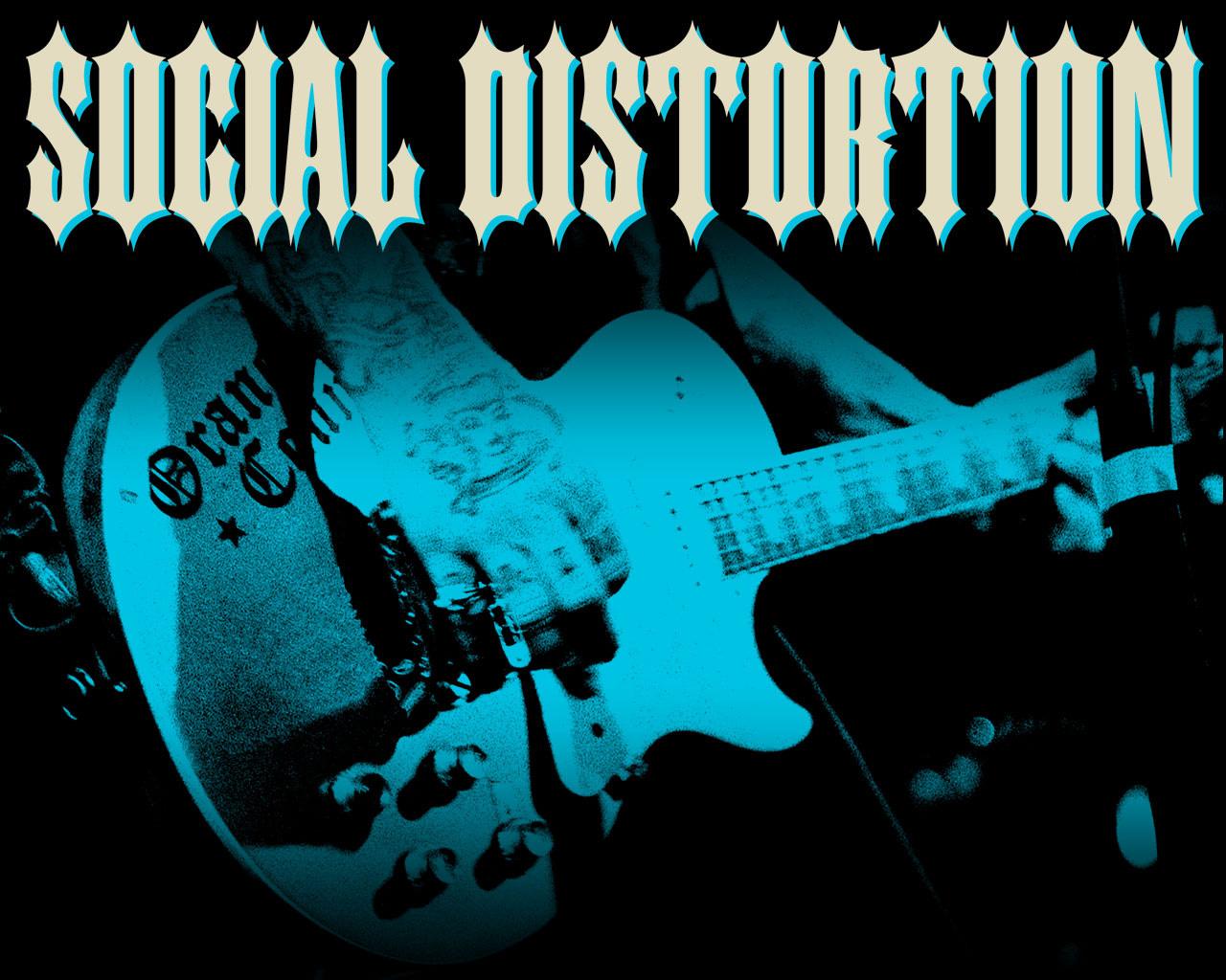 Music   Social Distortion Wallpaper 1280x1024