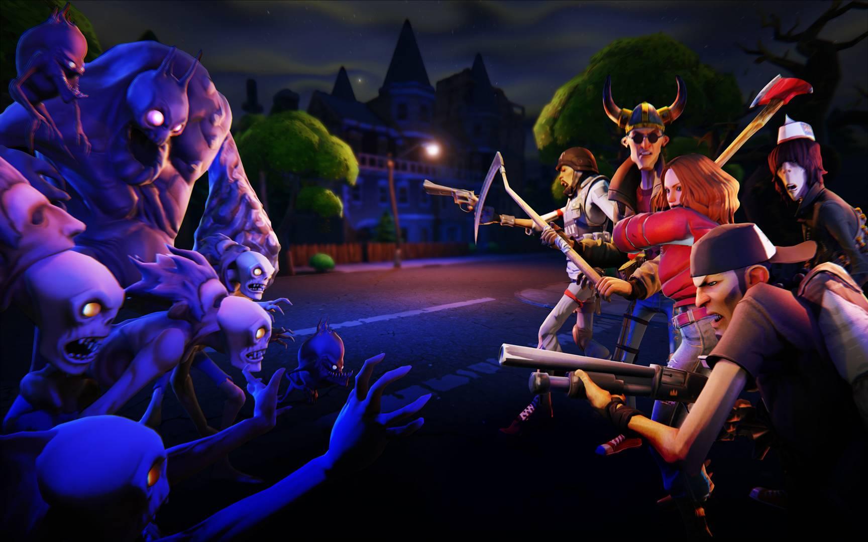 epic games fortnite wallpaper GamingBoltcom Video Game News 1728x1080