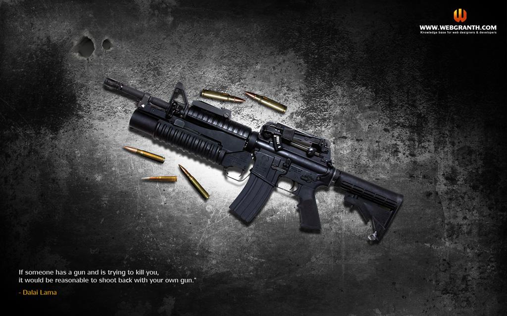 HD Guns Wallpaper Download HD Guns Weapons Wallpapers 2016 1024x640
